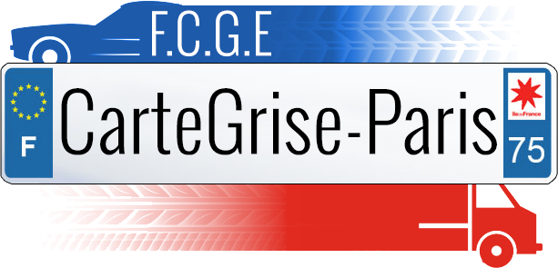 Logo CarteGrise-Paris FCGE